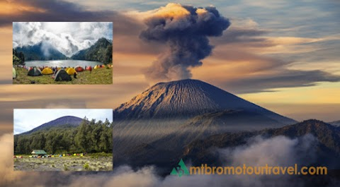 Camping Tour Package in Mt Semeru and Kumbolo Lake