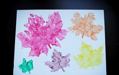 http://prazdnichnymir.ru/ Оштбана - японское искусство из сухих листьев