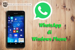 WhatsApp Masih Update Di Windows Store