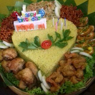 Nasi Kuning Ulang Tahun Catering Di Tuban