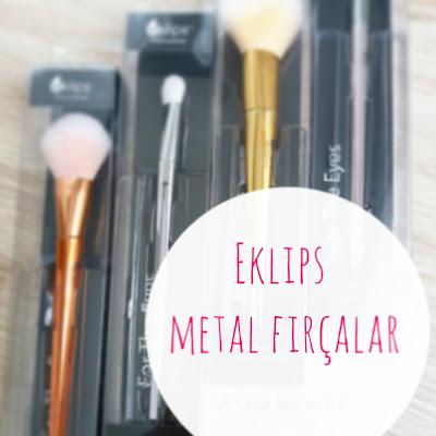 Eklips Metal Fırçalar