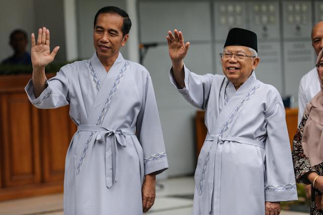 PA 212 Desak Ma'ruf Amin Mundur Sebagai Ketua Umum MUI Agar Tak Keluarkan Fatwa Politik