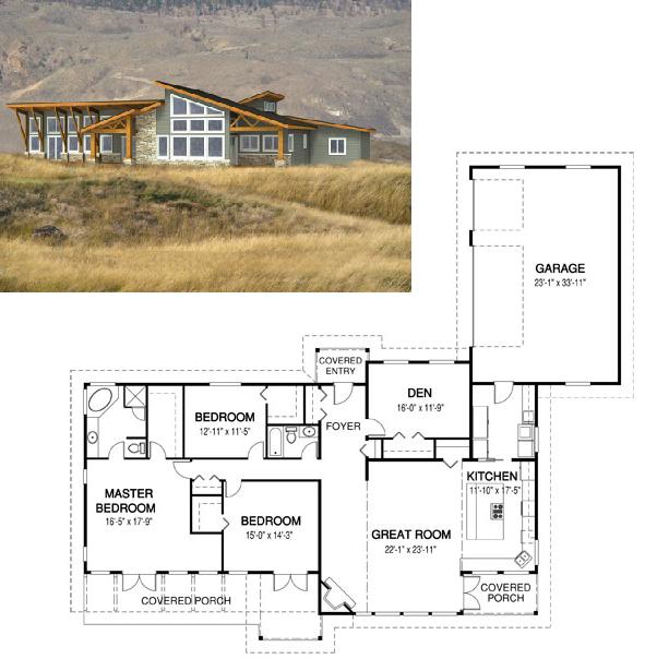 Diseños De Casas Modernas Disenos Pequenas En Mexico: Diseños De Casas, Planos Gratis: Planos Casas Modernas