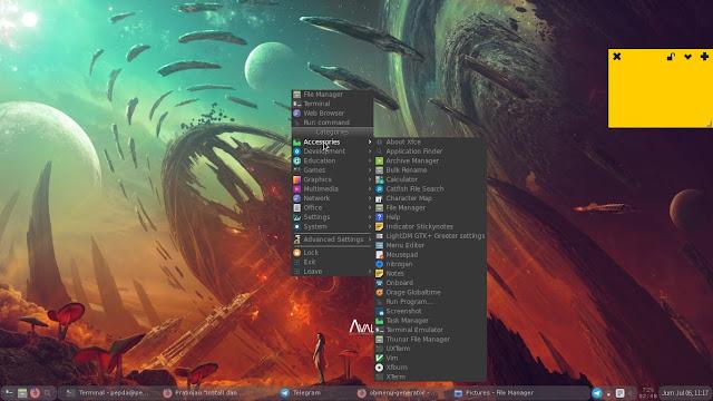 obmenu-generator for ubuntu with openbox WM