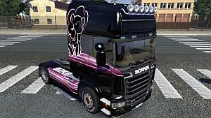 Scania Streamline Pony skin