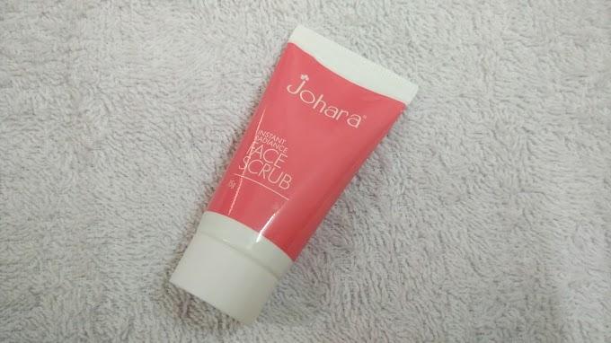 Johara Instant Radiance Face Scrub