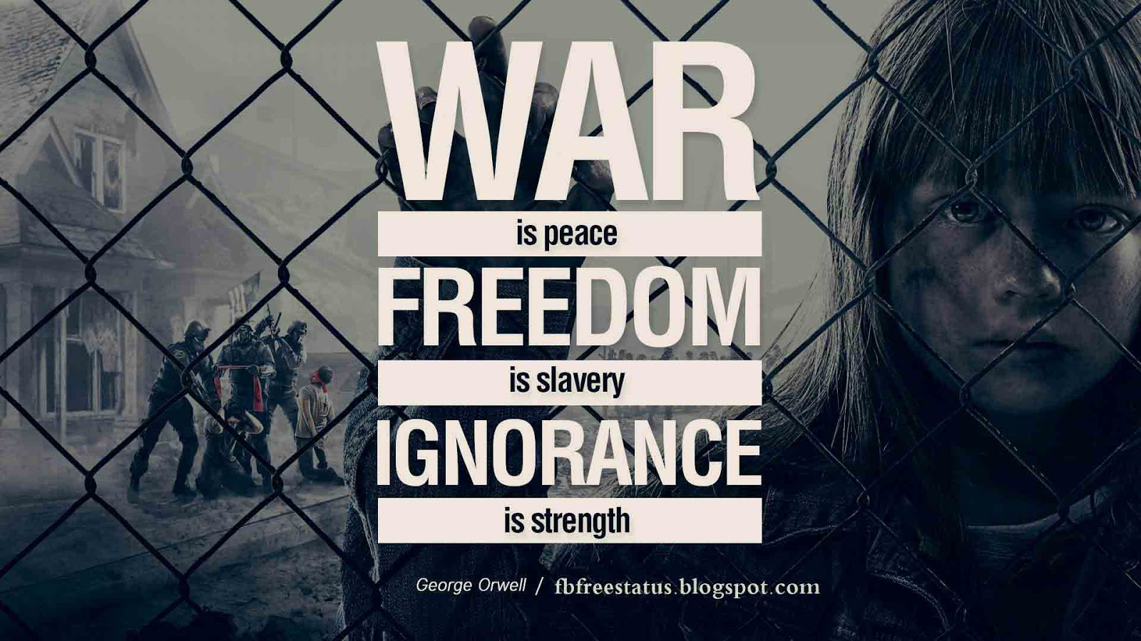 George Orwell Quotes 1984