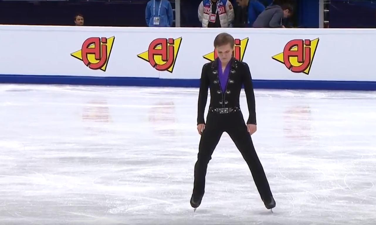 2018 European Figure Skating Championships 49