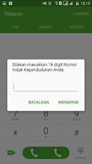 Cara Unreg Registrasi Telkomsel 2