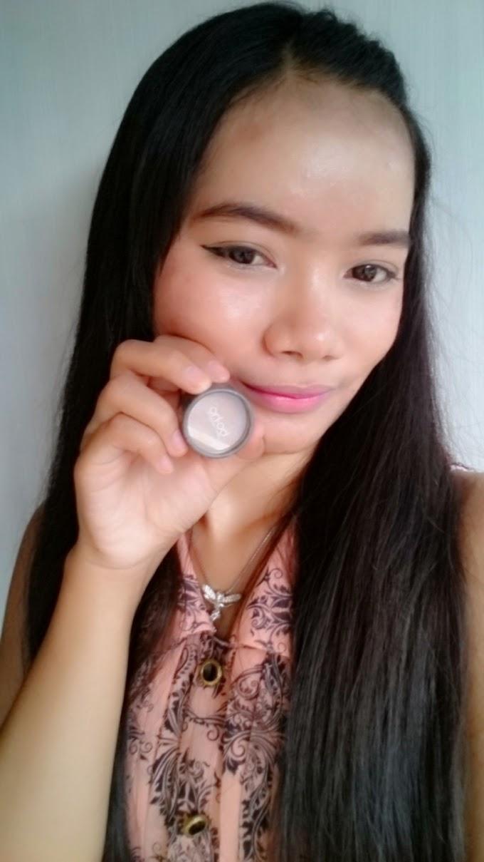 Review Eyeshadow Organic Matte OAP #104 Cafe dari Bo.Ho Cosmetics