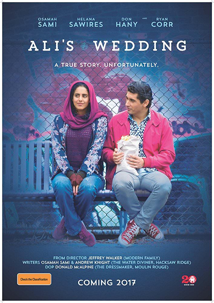 Ali's Wedding 2017 English 300MB HDRip 480p x264 Free Download