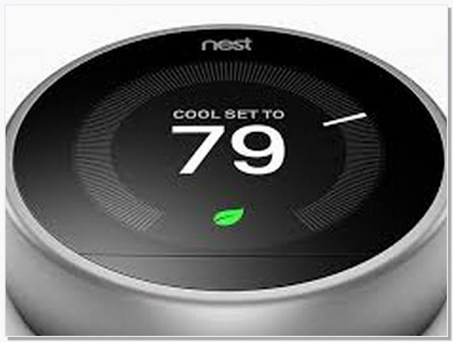 Nest thermostat discount