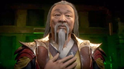 Shang Tsung will be available as MK 11 DLC fighter