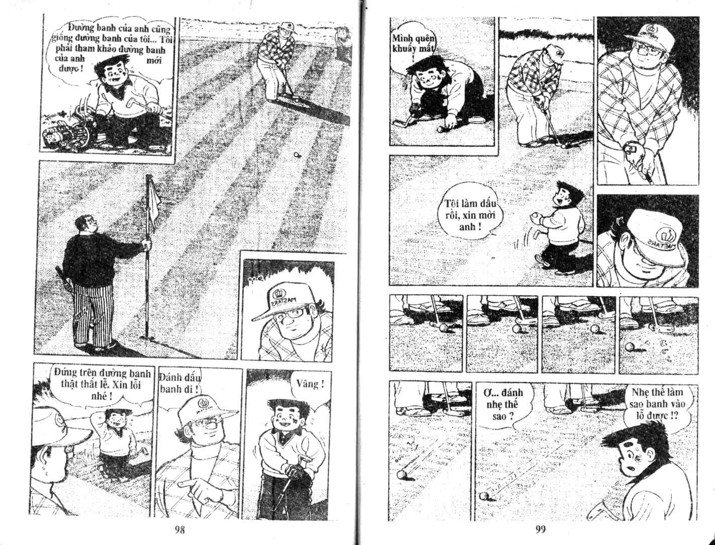 Ashita Tenki ni Naare chapter 15 trang 48