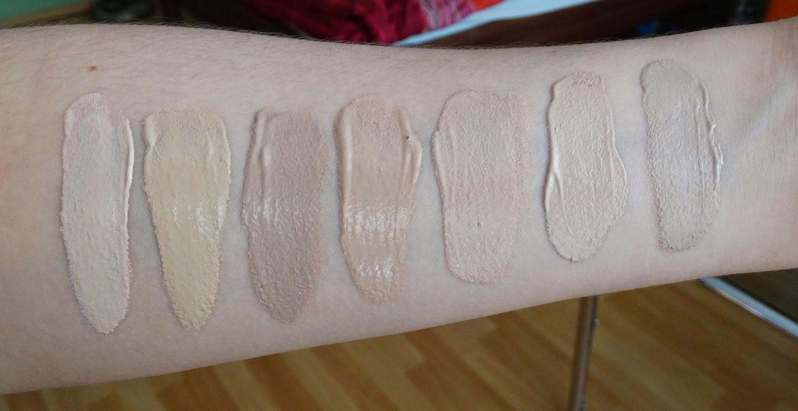 Miss Feline - the Beauty Blog: Pale Foundation & Concealer