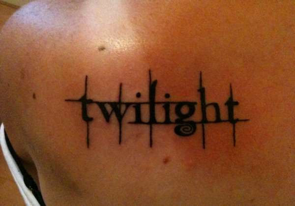 Twilight saga inspired tattoos twilight tattoo for Twilight movie tattoo