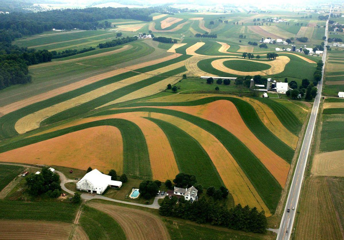 Pa Adds 33 Farms Nearly 3000 Acres To Farmland Preservation Program