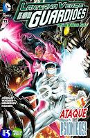 Os Novos 52! Lanterna Verde - Os Novos Guardiões #33