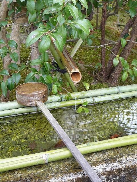 louche en bambou