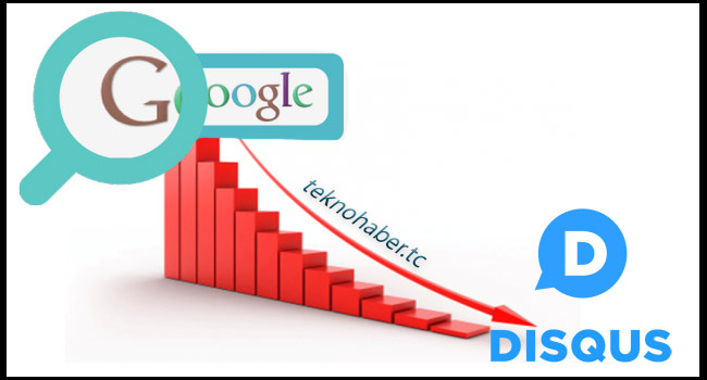 disqus ve google index almama sorunu