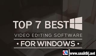 7 Software Edit Video Terbaik Dan Terpopuler
