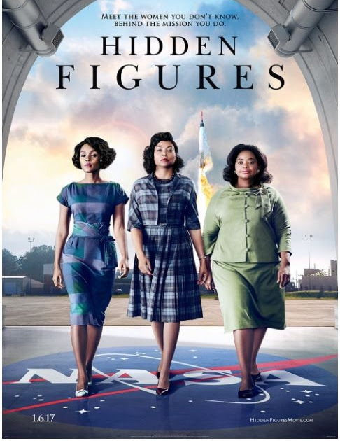 """Hidden Figures"" is a must see movie."