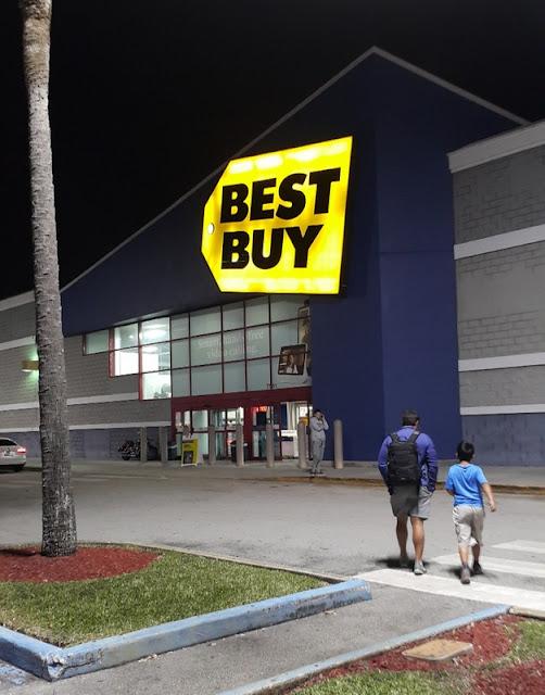 Best Buy em Miami