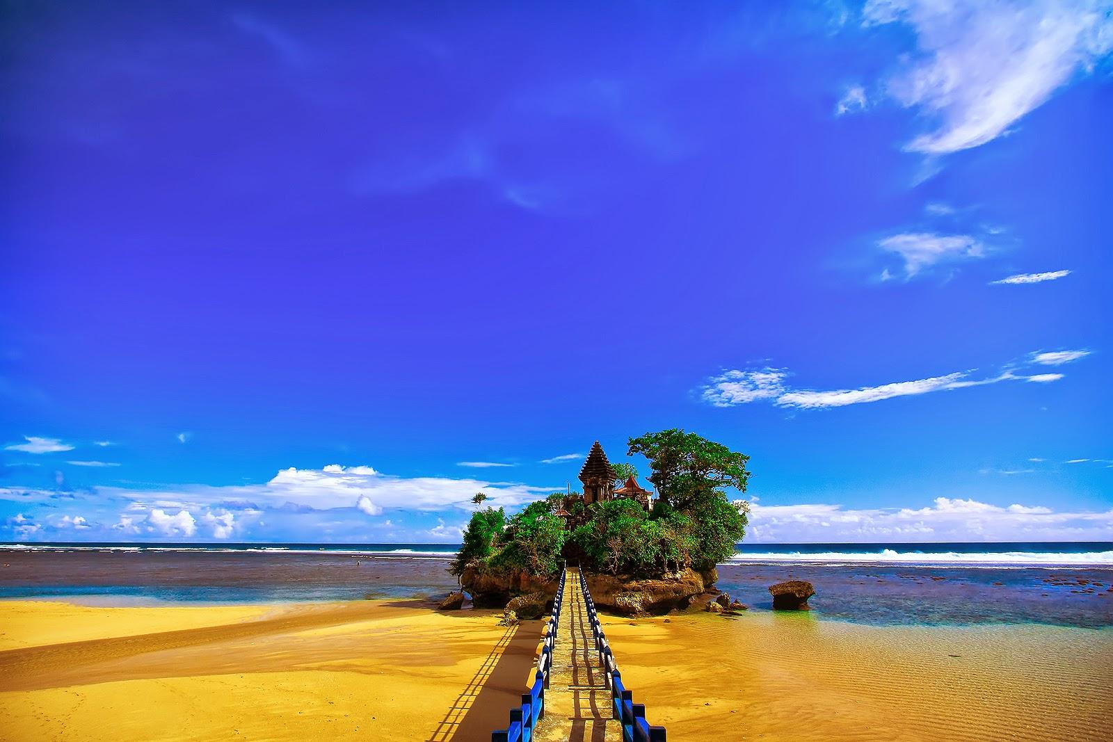 Wisata Pantai Balekambang Malang | Aneka Wisata Nusantara