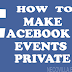 How to Make Event Private on Facebook | Easily Create Private Events on Facebook