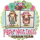 The Paper Nest Dolls DT
