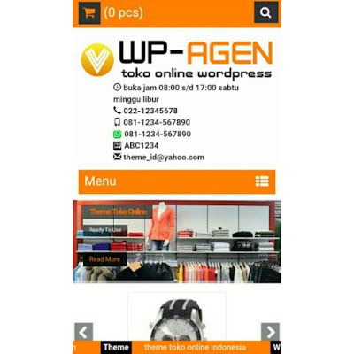 Update themes wp-agen terbaru versi v 3.0