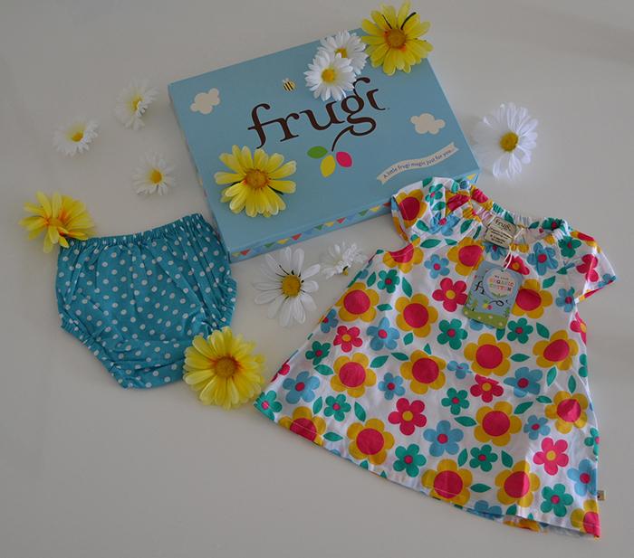 abitino neonata fiori