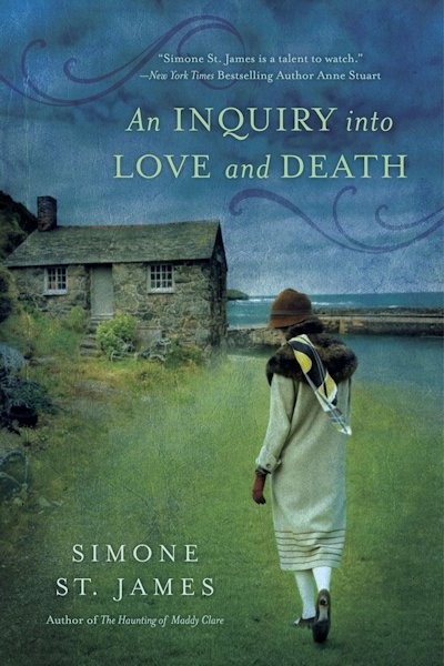 Guest Blog by Simone St. James - Some of my Top Scary Reads - October 31, 2012