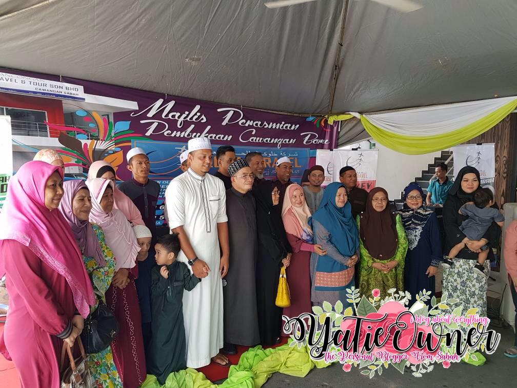 Majlis Perasmian Pembukaan Cawangan Baru Glocal Travel & Tours Sdn BhdKota Kinabalu, Sabah