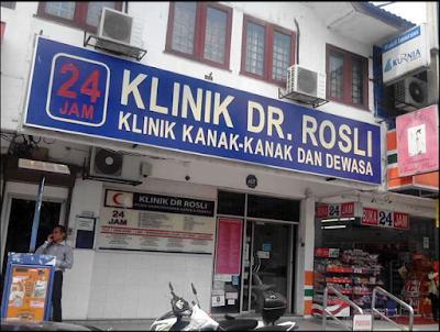 Klinik Dr Rosli