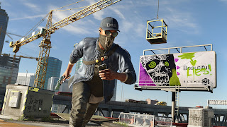WATCH DOGS 2 PS4 Download