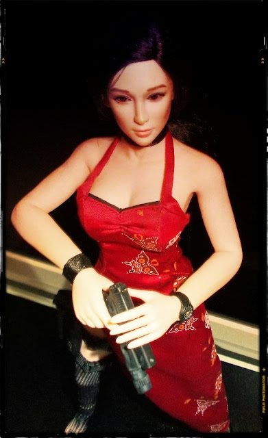 Onesixthscalepictures Original Kitbash Ada Wong With