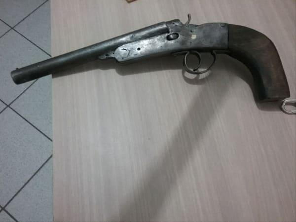 Assalto a mão armada em loja de Canoinhas