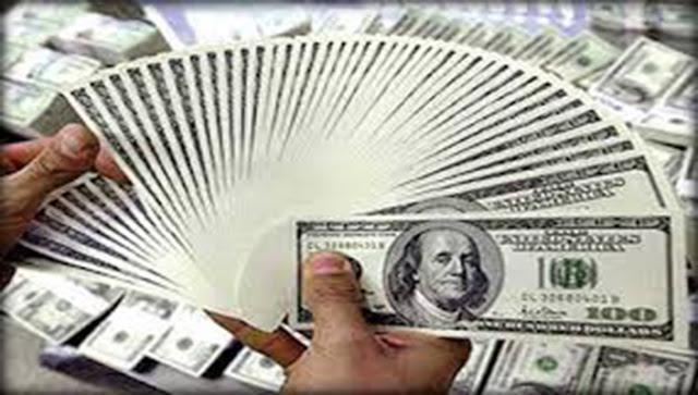 تراجع سعر الدولار الأمريكى أمام الجنيه المصرى، اليوم ليصل الي 17.93 جنيه