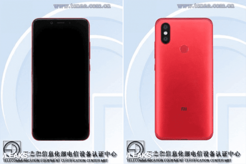 Xiaomi Mi 6X could use the more powerful Helio P60 chip?