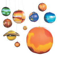 Space themed classroom ideas printable classroom decorations clutter free classroom - Solar system decorations ...