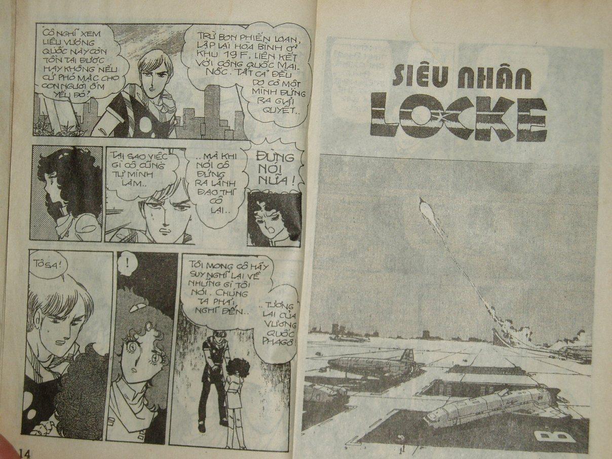 Siêu nhân Locke vol 12 trang 6