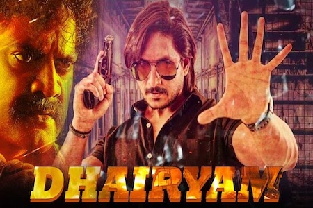 Dhairyam 2017 Hindi Dubbed Movie Download