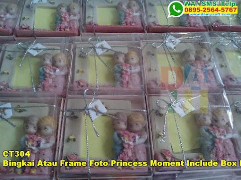 Grosir Bingkai Atau Frame Foto Princess Moment Include Box Mika