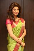 pranitha glam pics in saree-thumbnail-5