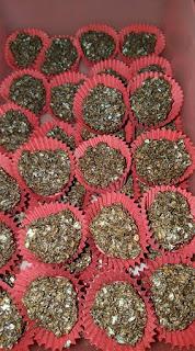 Resepi Biskut Nestum Coklat Rangup