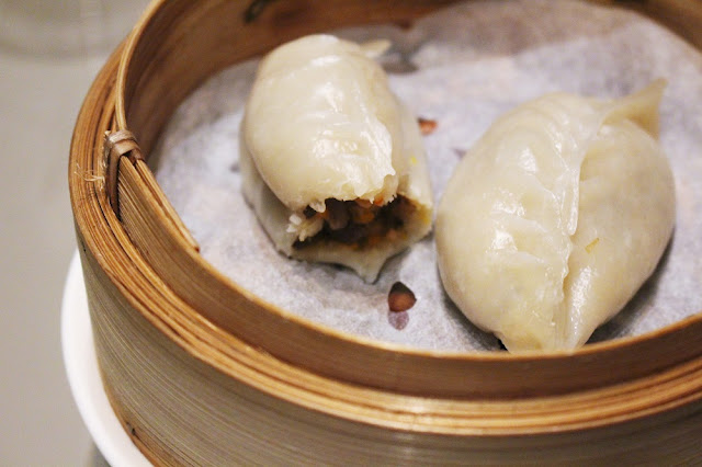Dim sum at Yu Chu restaurant, Intercontinental Asiana Saigon, Ho Chi Minh City, Vietnam - travel and lifestyle blog