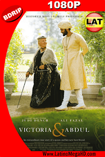 La Reina Victoria y Abdul (2017) Latino HD BDRIP 1080p - 2017