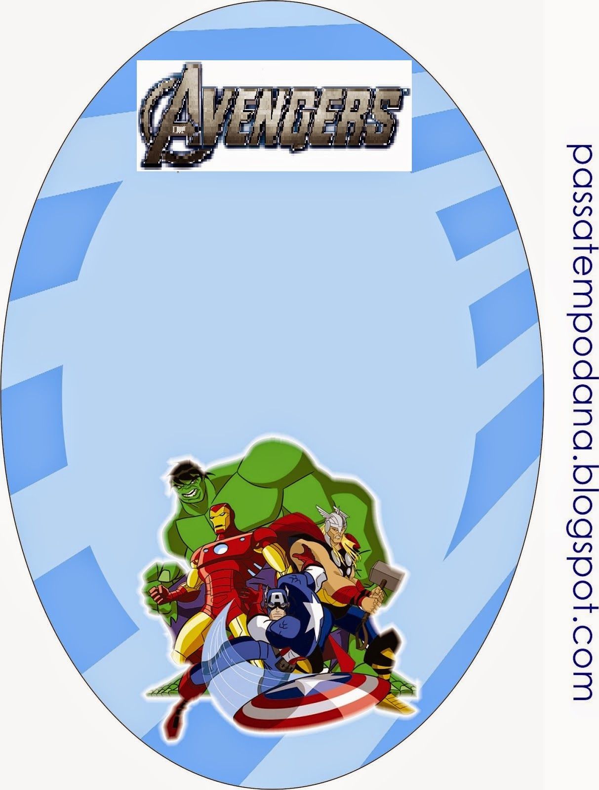 Free Printable Candy Bar Labels of the Avengers Oh My Fiesta for