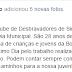 Prefeito Dinha participa de evento em homenagem ao Dia dos Desbravadores em Simões Filho